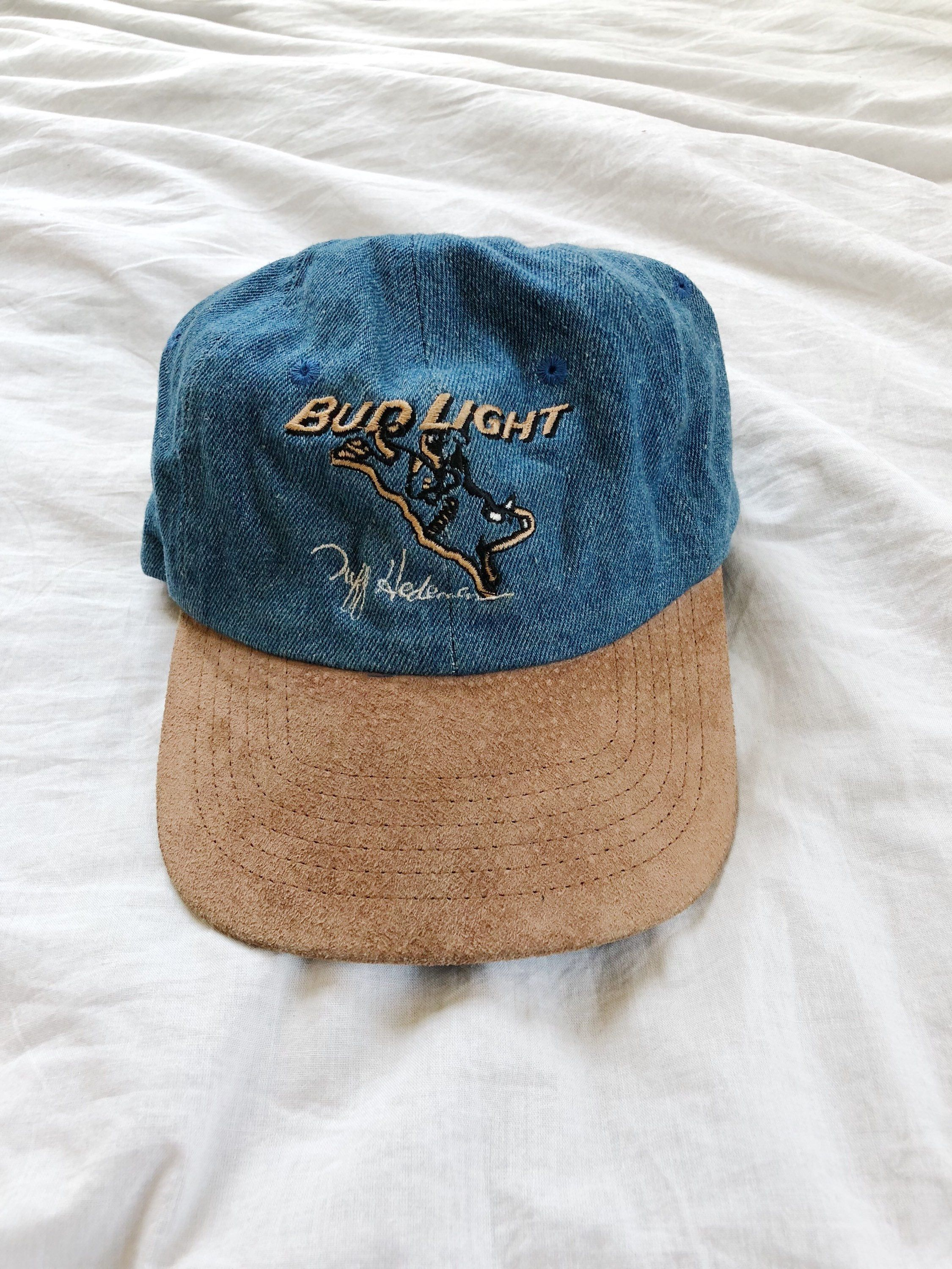 Excited to share the latest addition to my  etsy shop  Bud Light Hat VTG 0f93192cd