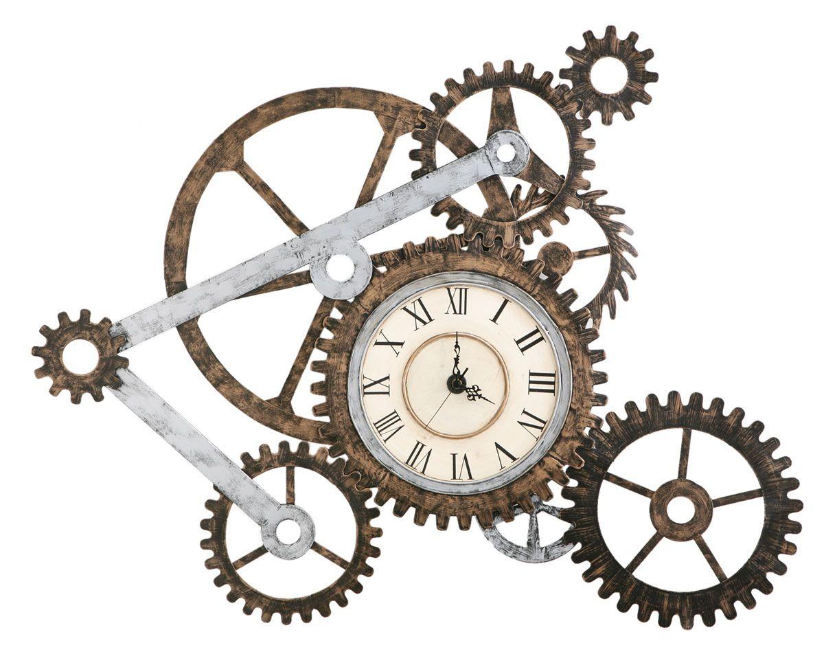 Gear Wall Clock | Clocks | Pinterest | Wall clocks, Clocks and Walls