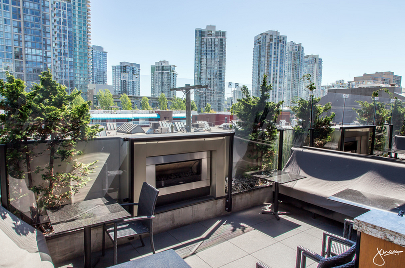 OpenTable Names The Best Outdoor Patios In Metro #Vancouver
