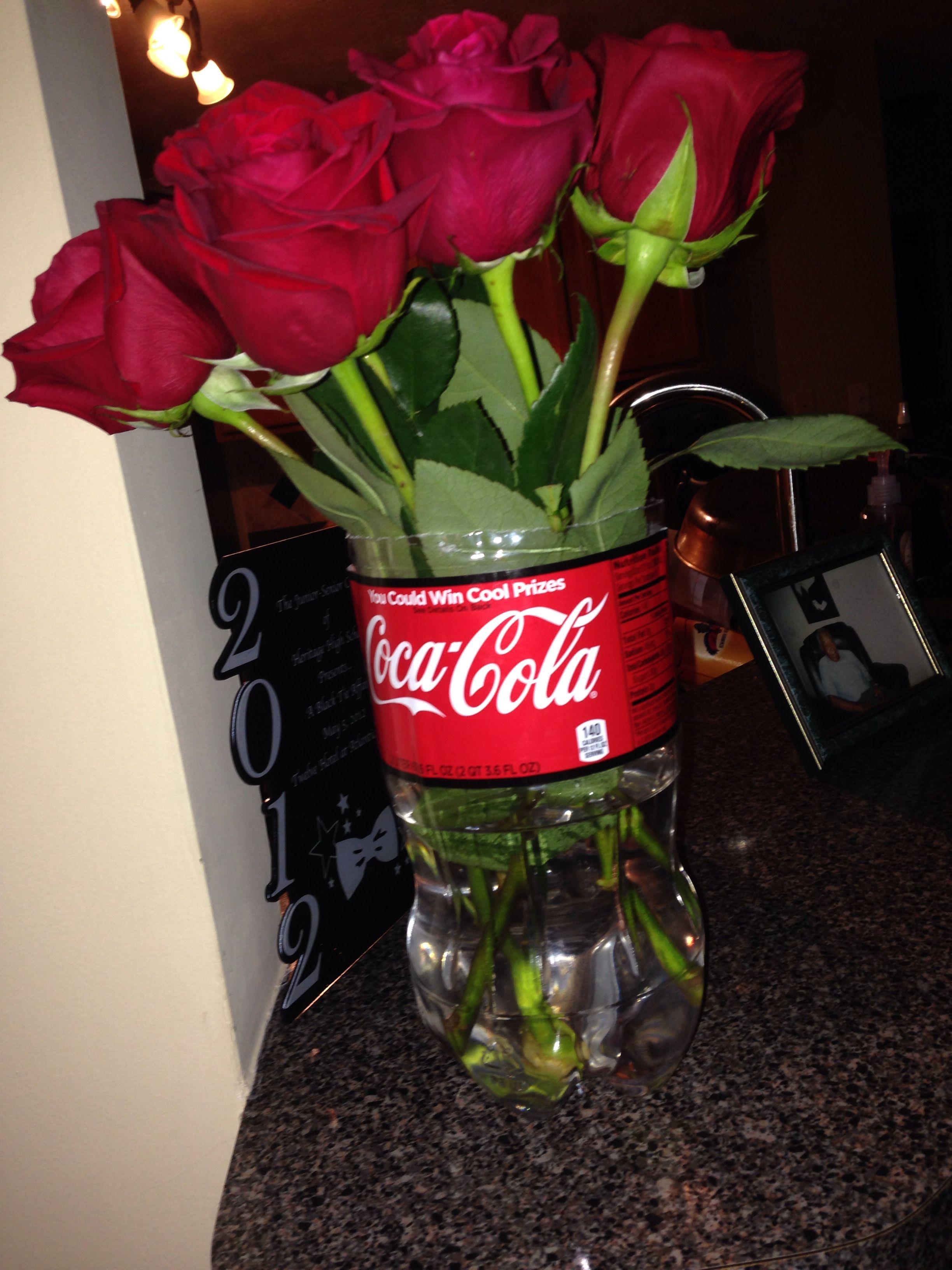Coke bottle vas