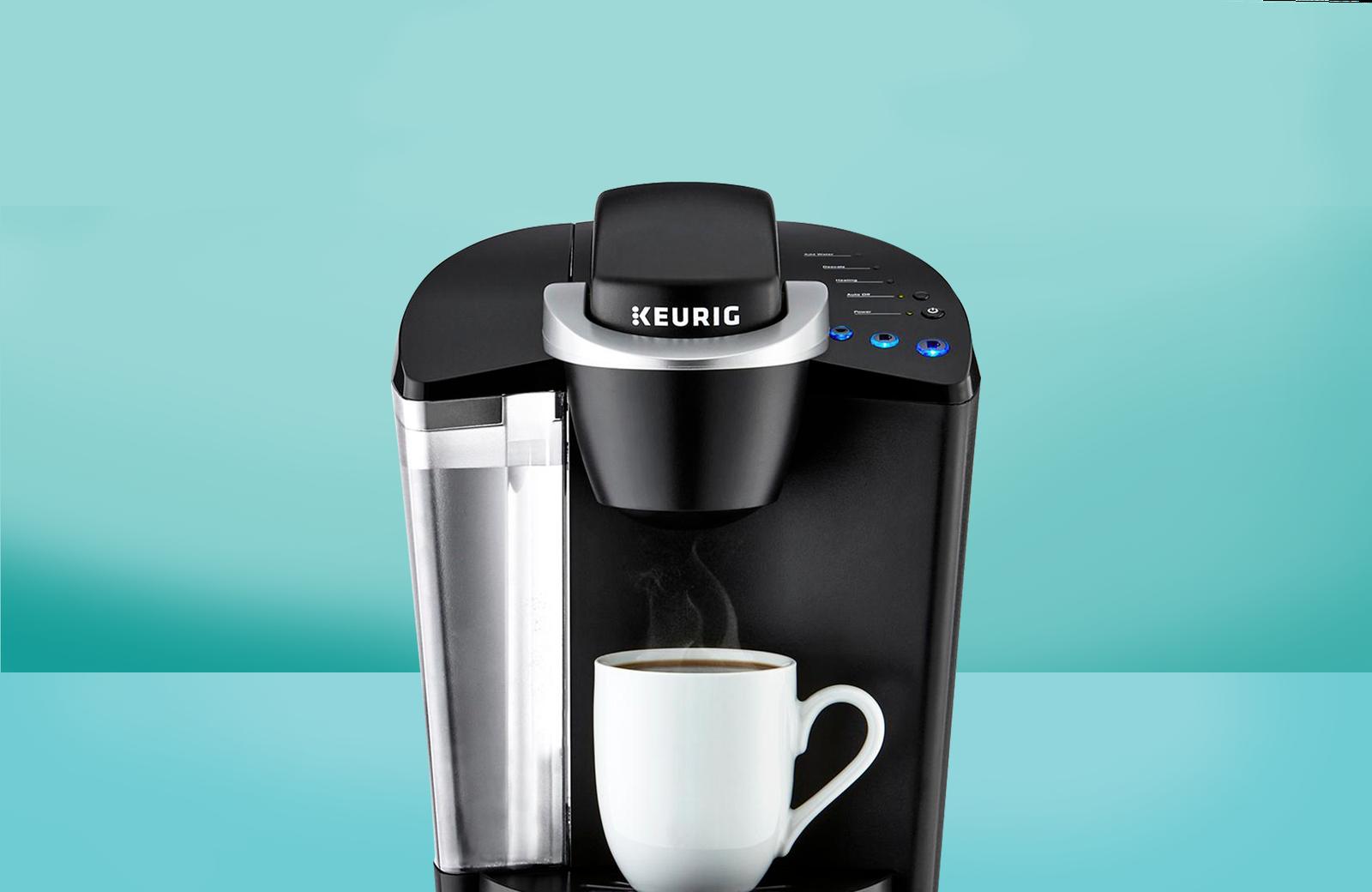 Keurig® K575 Coffee Maker Keurig® Hot Brewer Free standard