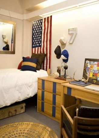 Items Every Guy Needs For His Dorm Rooms Room Designs Diy Projects