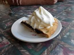 My nan made the best partridge berry pie, we used to top it with tinned cream - yum!