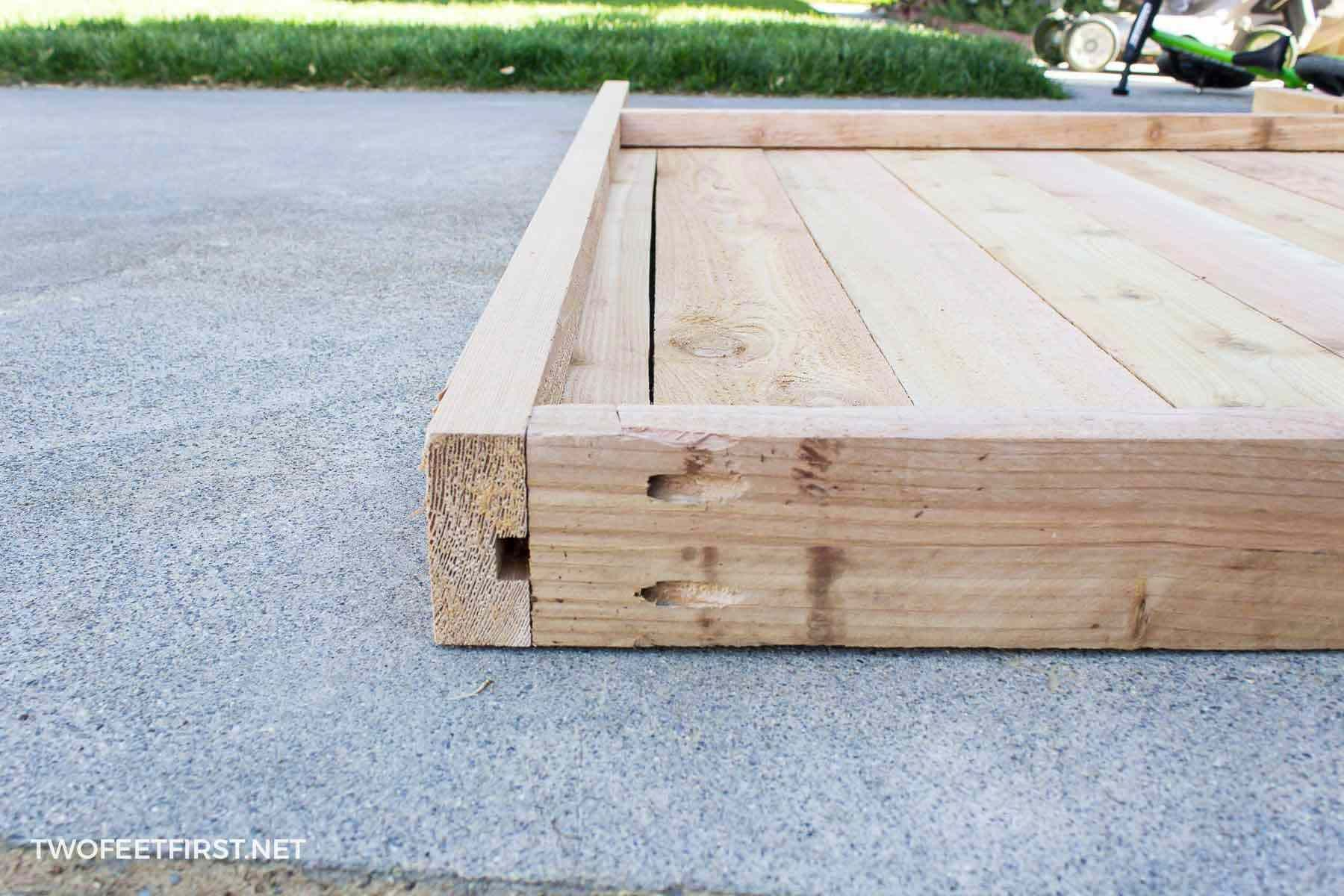 Learn How To Build A Wooden Gate For A Fence