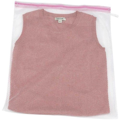 Mesh Sweater Extra Large Wash Bag 2-pack, Household Essentials #123 $0.39 (save $10.60)