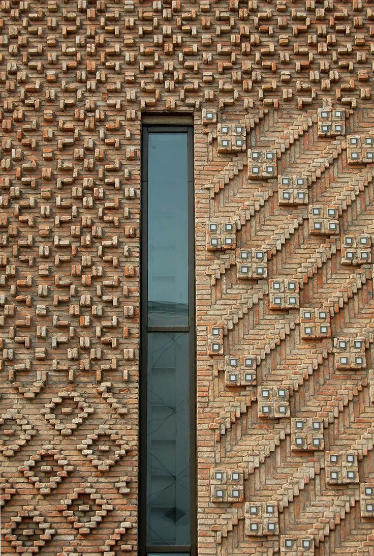 Decorative Brickwork Craftsmanship Brick Design Brick Tiles Brick Decor