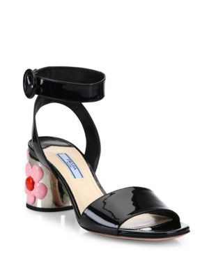 free shipping release dates Prada 2017 Flower Slide Sandals high quality for sale cheap discounts pay with paypal sale online best sale XCZqhjIg