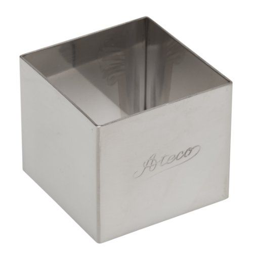 Ateco Stainless Steel Square Form 2 by 175inches ** See this great product.