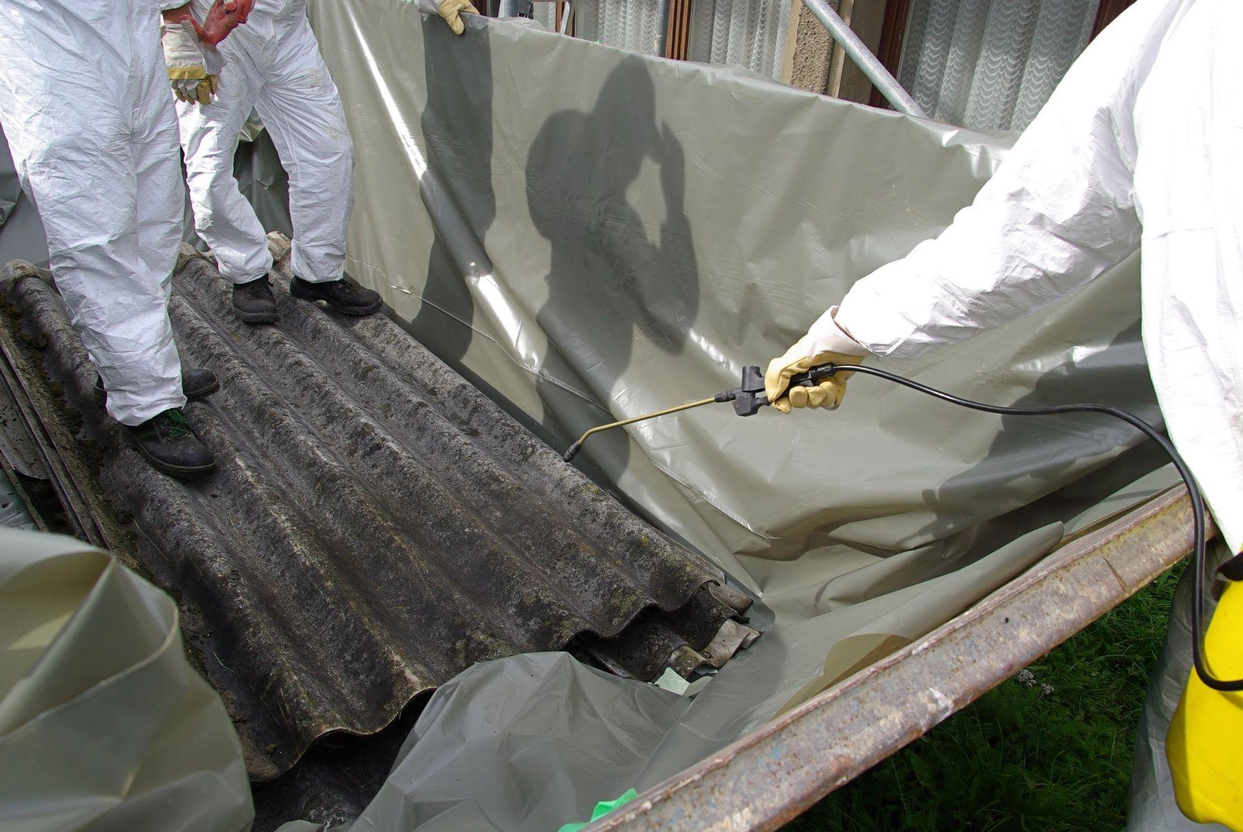 40++ Asbestos disposal