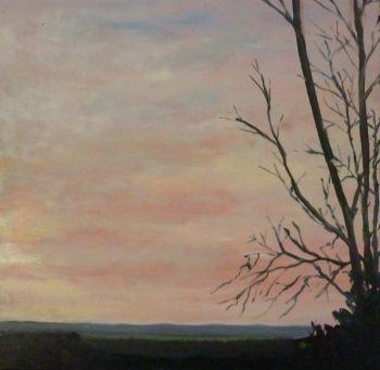 Original Landscape Painting by David Giles