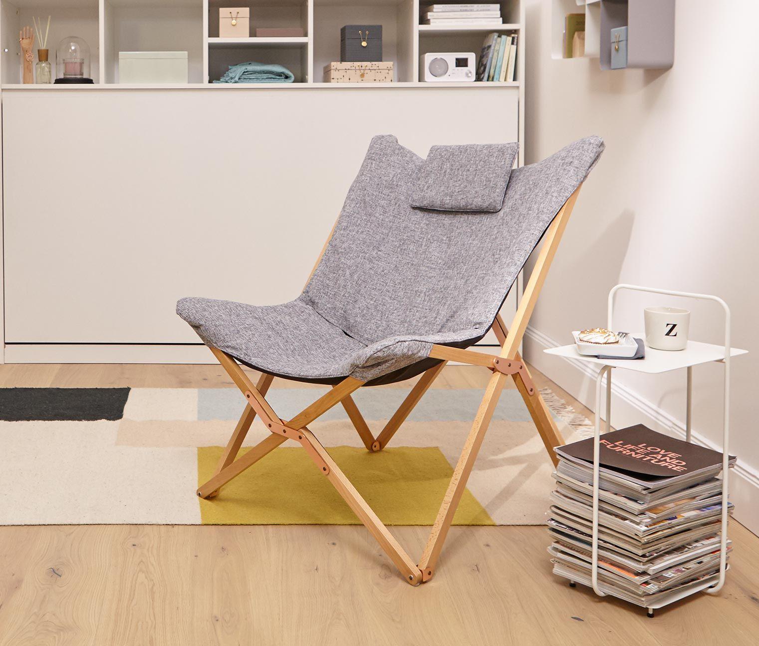 119,00 € Stilvoll & komfortabel Dieser bequeme Lounge-Sessel hat ein ...