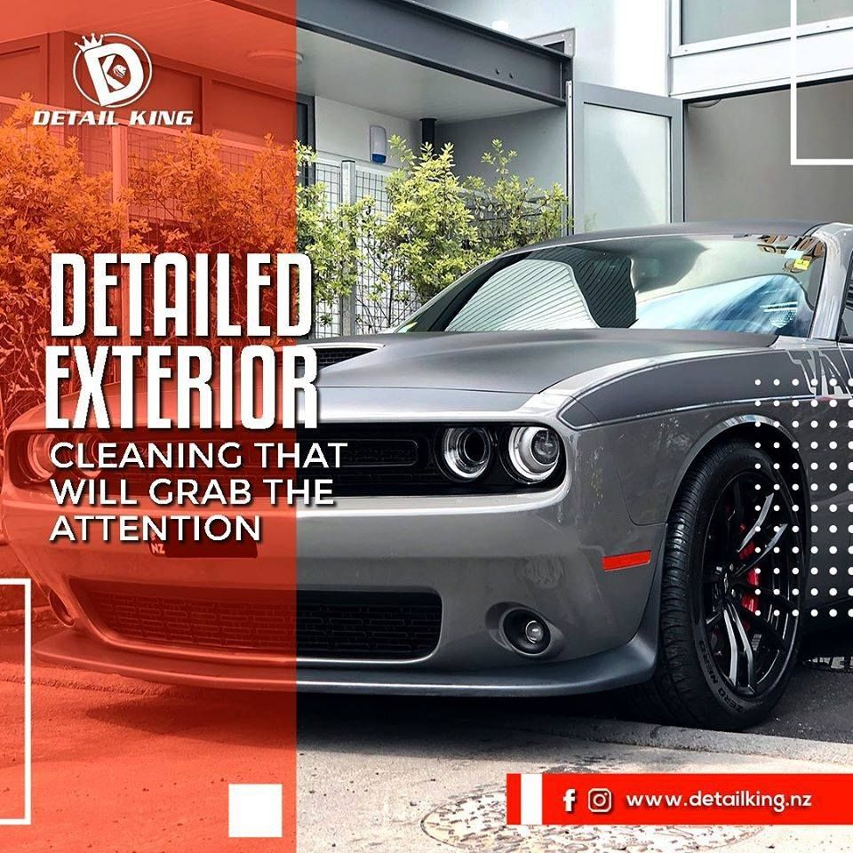Detailing a car might be difficult. But Detail King makes