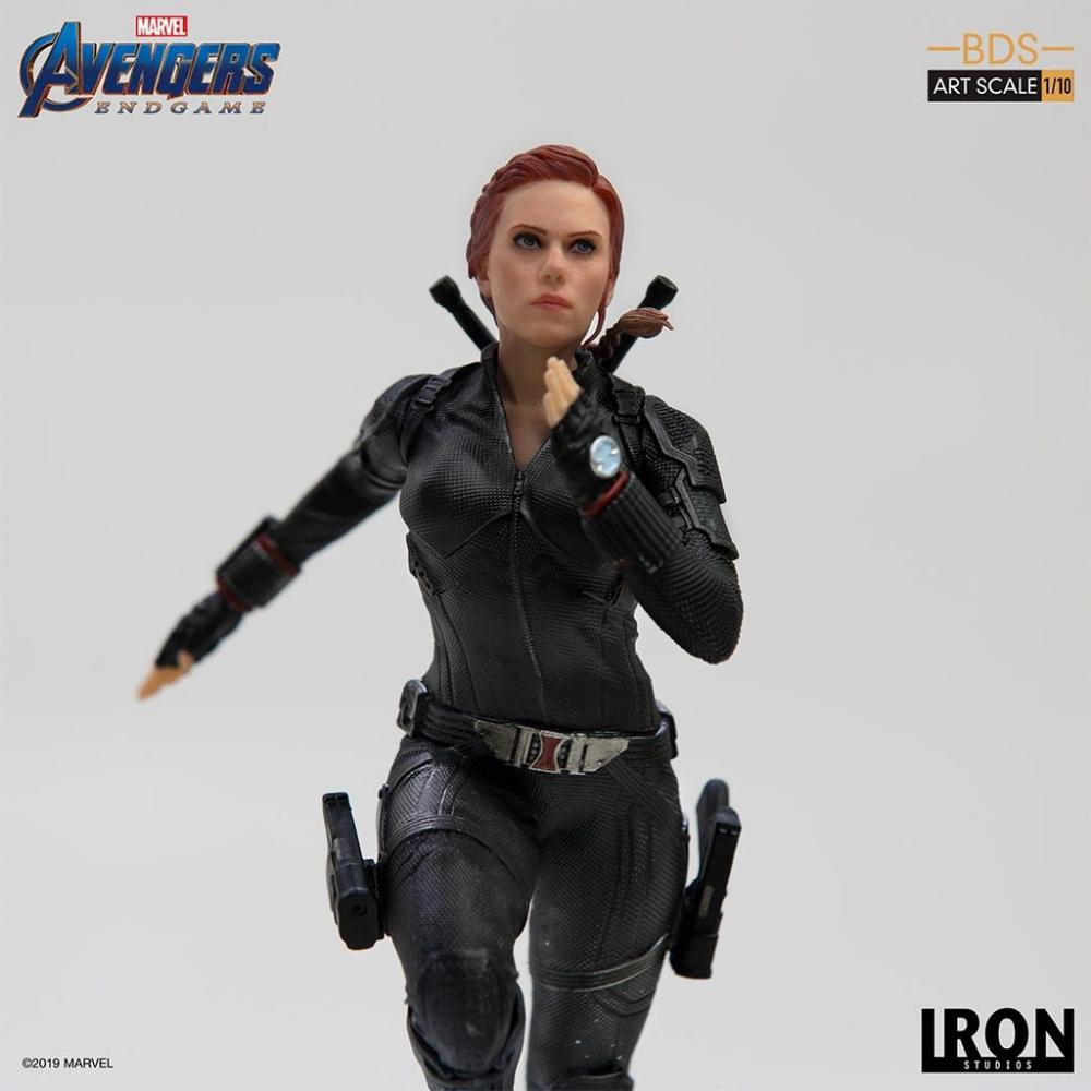 Avengers Endgame Black Widow And Red Skull Battle Diorama Statues The Toyark News Black Widow Avengers Red Skull