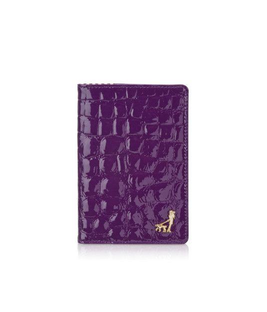 West 57th Passport Cover #HENRIBENDEL