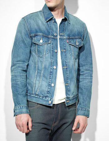 How To Buy A Men's Jean Jacket | Denim jackets