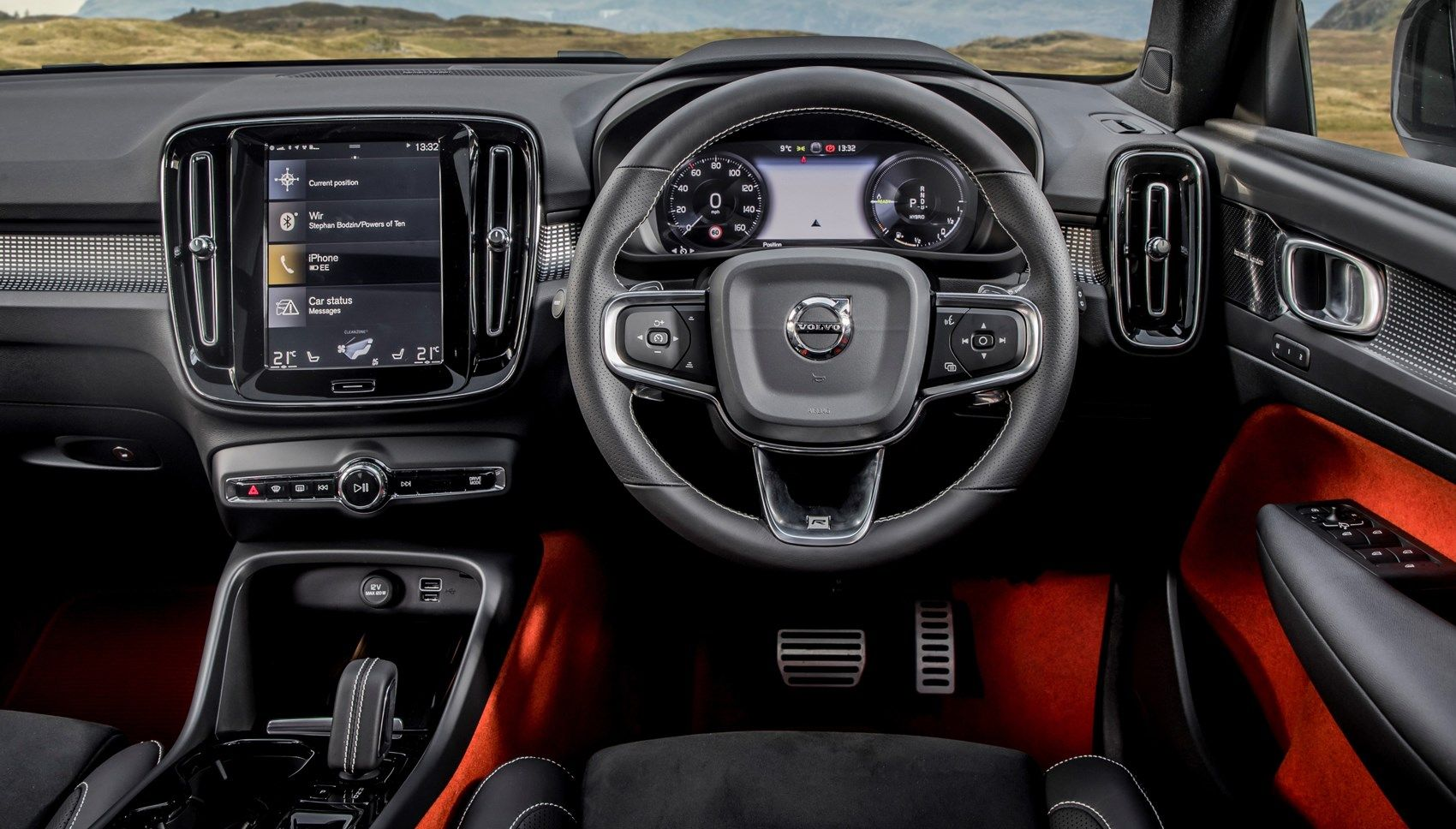 Volvo Xc40 Recharge Phev Hybrid 2020 Review The Numbers Game In 2020 Volvo Small Suv Used Volvo
