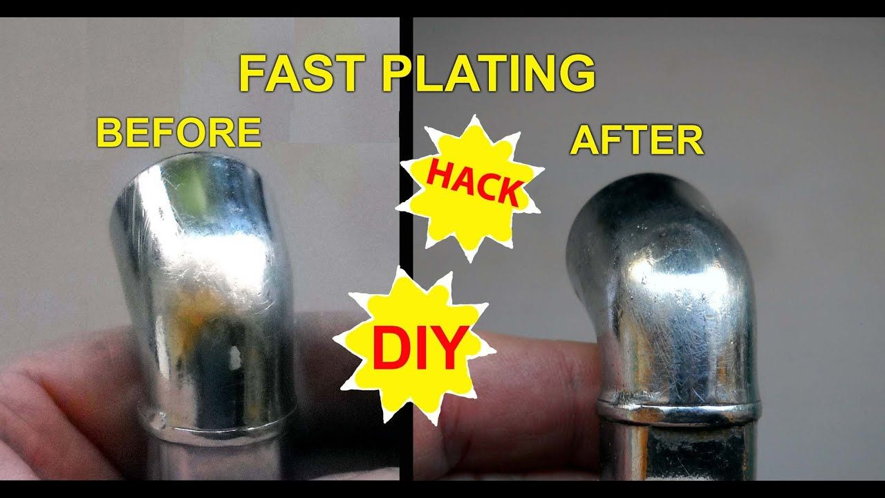 Diy Emergency Tin Plating For Plumbers And Gas Fitters In 2020 Plating Plumber Diy