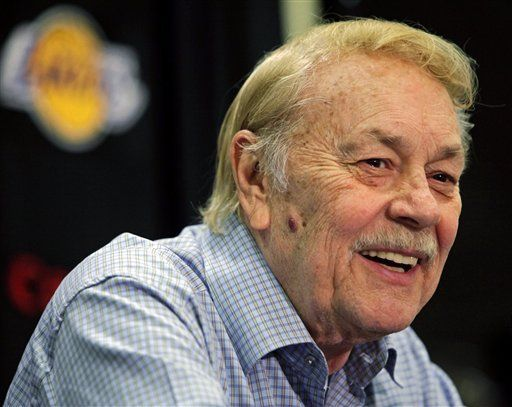 """""""Thank you for the Showtime Lakers Dr. Buss! """" - From bread line to Lakers owner, Jerry Buss left a lasting impact on the NBA"""