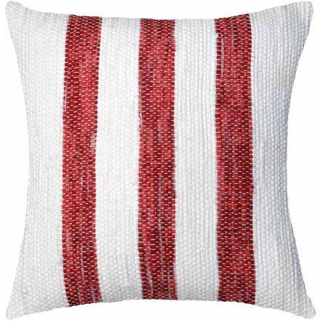 Spun Threads With A Soul Americana Decorative Pillow Multicolor Inspiration Americana Decorative Pillows