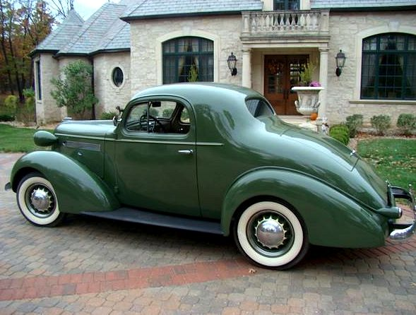 Image Result For 1936 Pontiac Coupe American Cars Of The 30s And