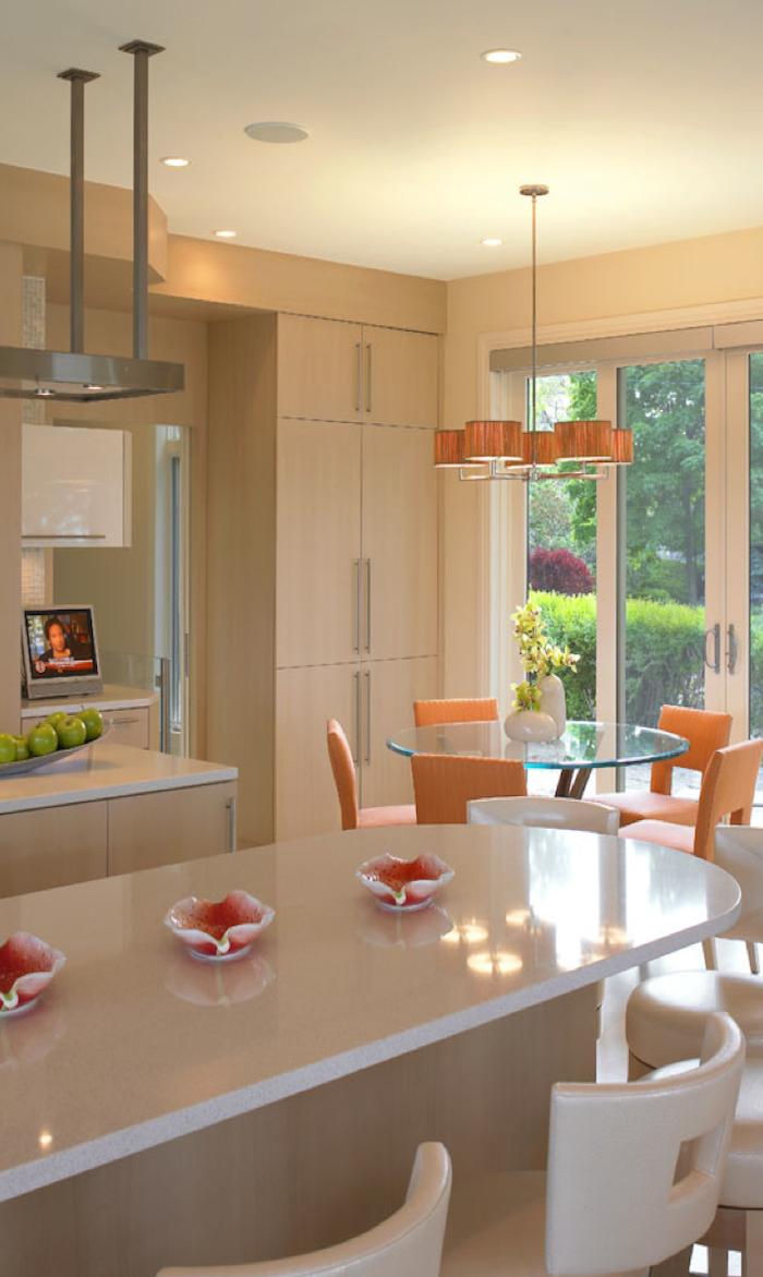 Colores claros en cocina para el hogar decoraci n de for Colores para cocina comedor