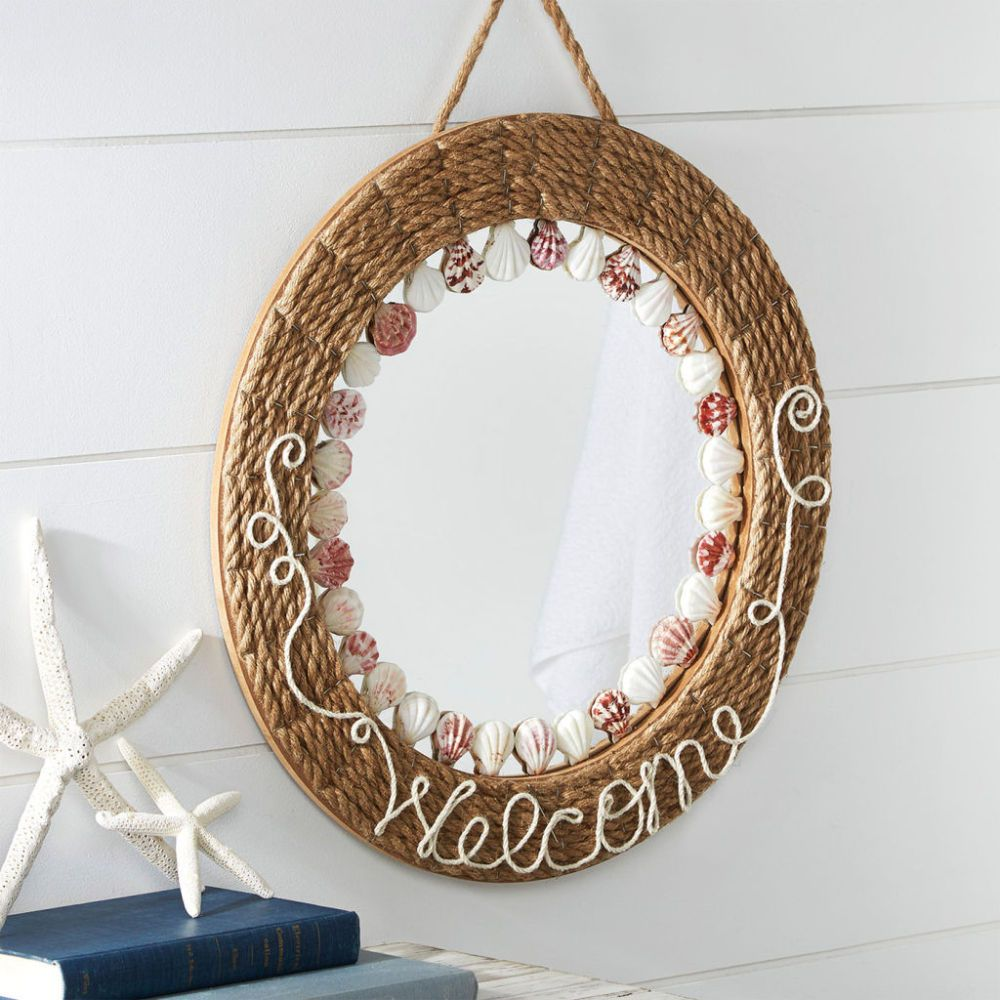 36+ Arts and crafts mirror frame ideas