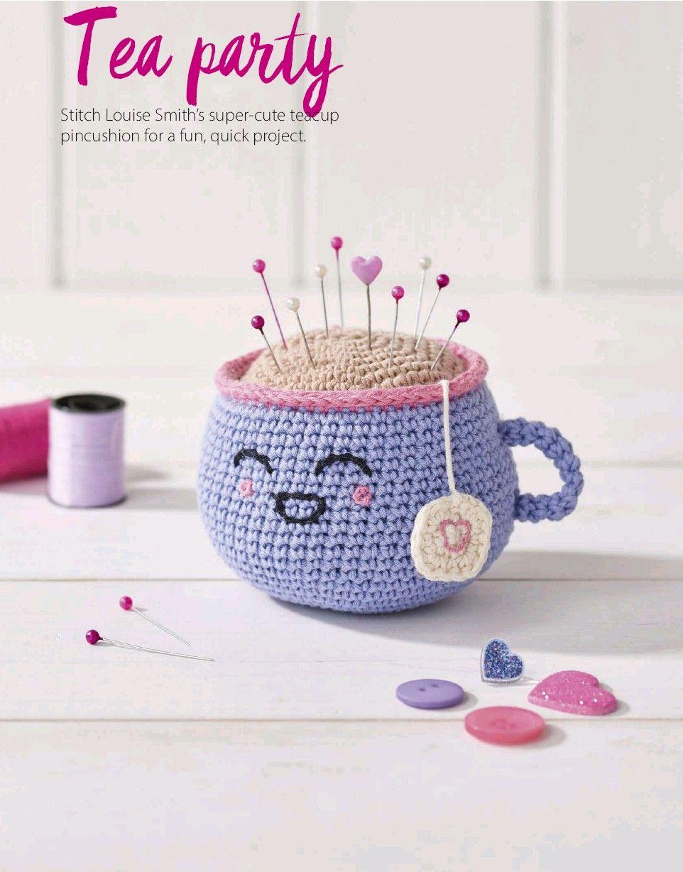 PressReader.com - Connecting People Through News | Crochet ...
