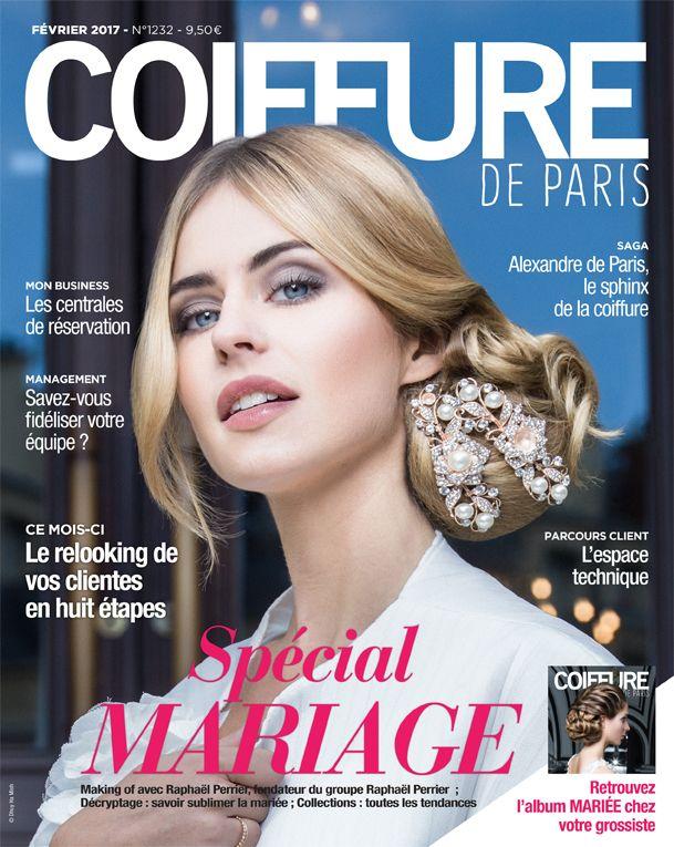 N°1232 - Coiffure de Paris - Spécial Mariage - © Duy Hà Minh ...