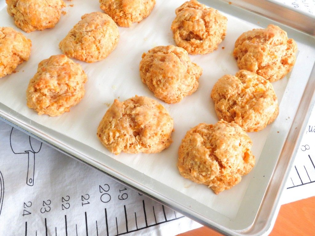 Cheddar Bey Biscuits Inspired by Beyoncé Recipe Food