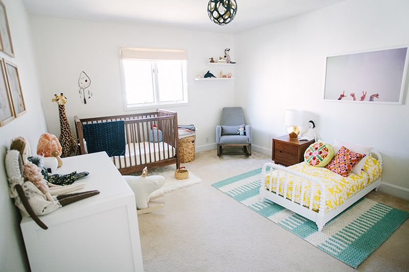 Gender Neutral Shared Bedroom Give Both Kids A Space Of
