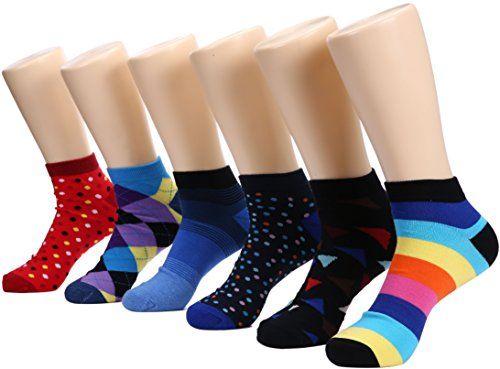 Mens socks  cool socks  low cut socks