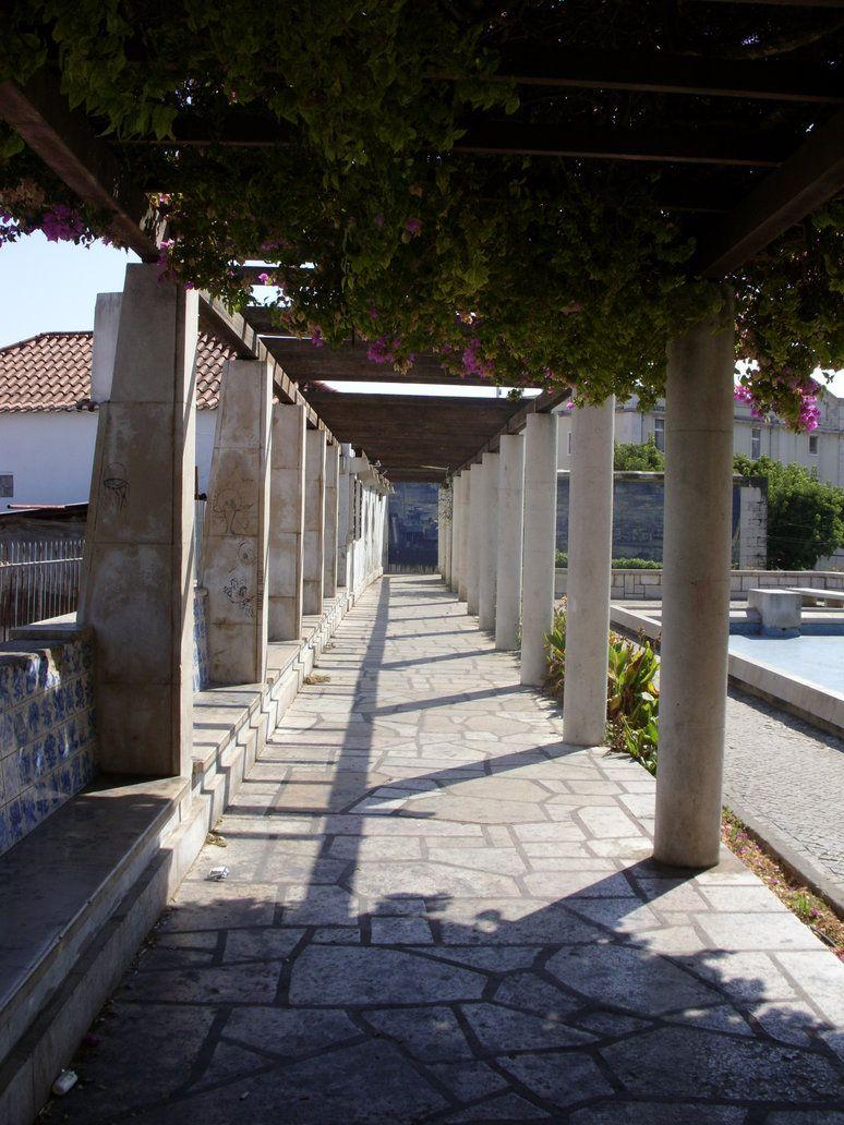 Miradouro de Santa Luzia - Lisboa