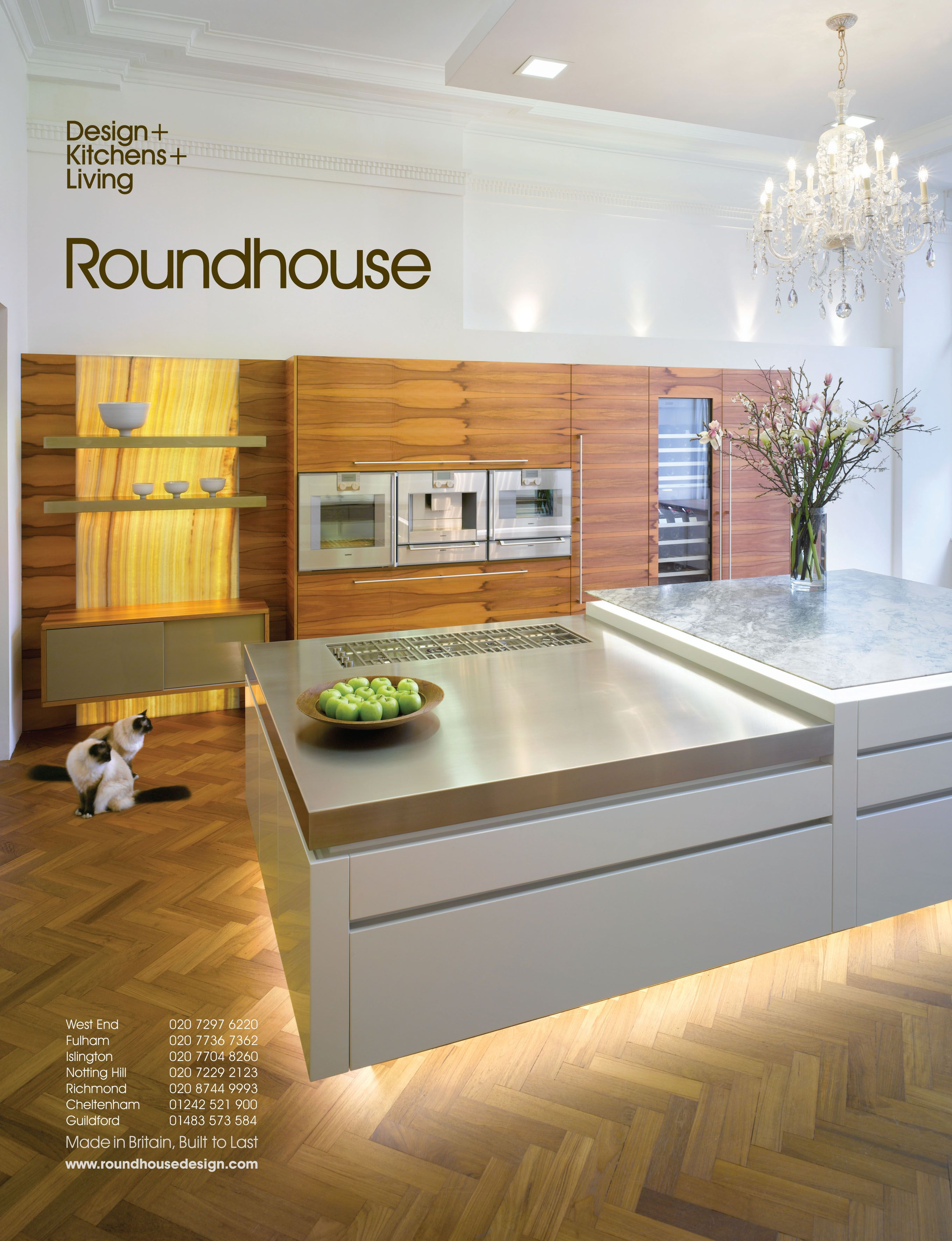 Inspirational Floating islands for Kitchens