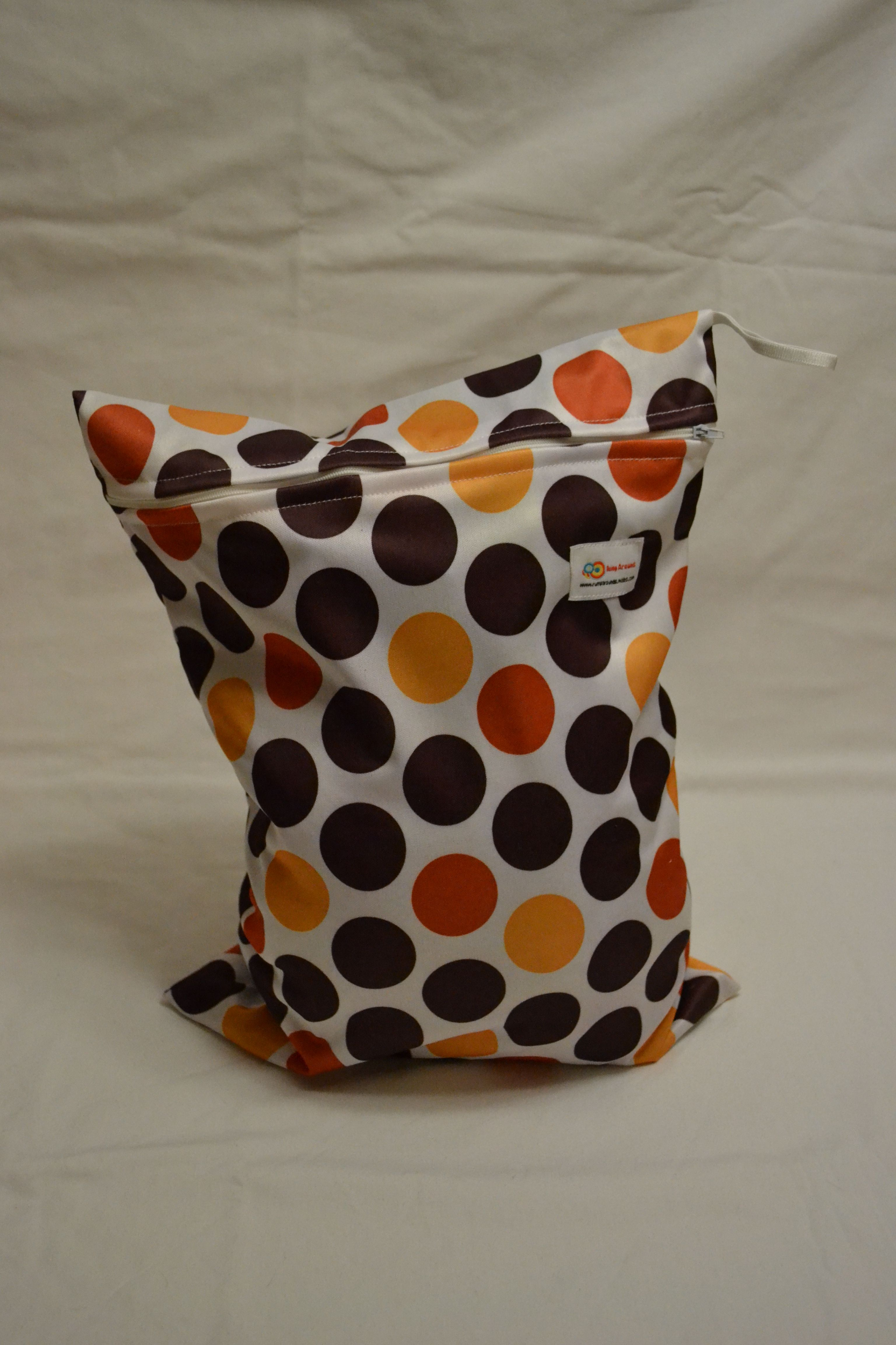 Wet Bags...For cloth diapering, accidents while potty training, or even just swimming!