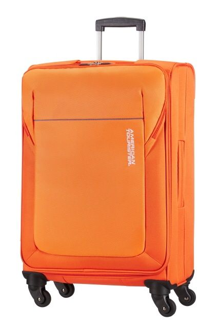 American Tourister San Francisco Spinner M Bright Orange