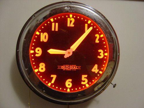 Web Workshop The Web Page Creator For Kids Neon Clock Vintage Clock Clock