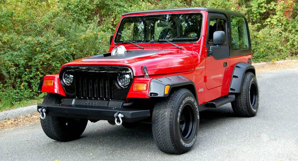 Angry Jeep Wrangler Sports A 350HP Supra Engine [w/Videos