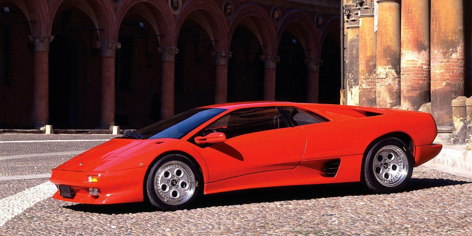 25 of the fastest road cars ever made | lamborghini diablo, cars