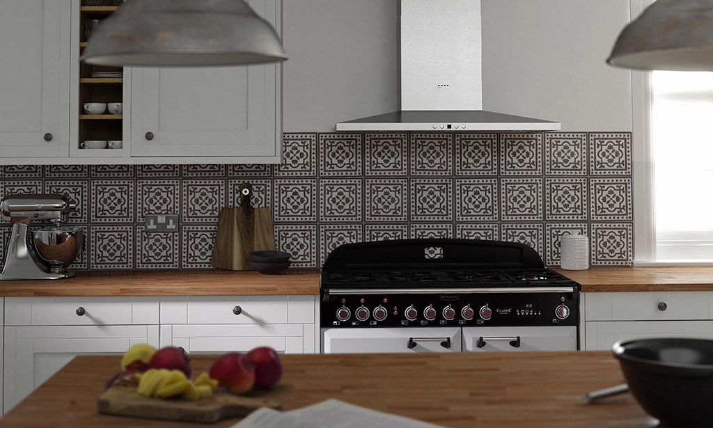 Kitchen Tiled Splashback Ideas Part - 30: 40 Best Design Kitchen Splashback Ideas U0026 Backsplash Kitchen