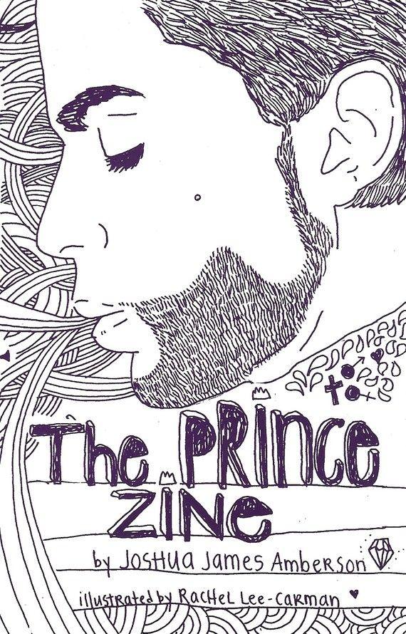 The Prince Zine Zine by msvalerieparkdistro