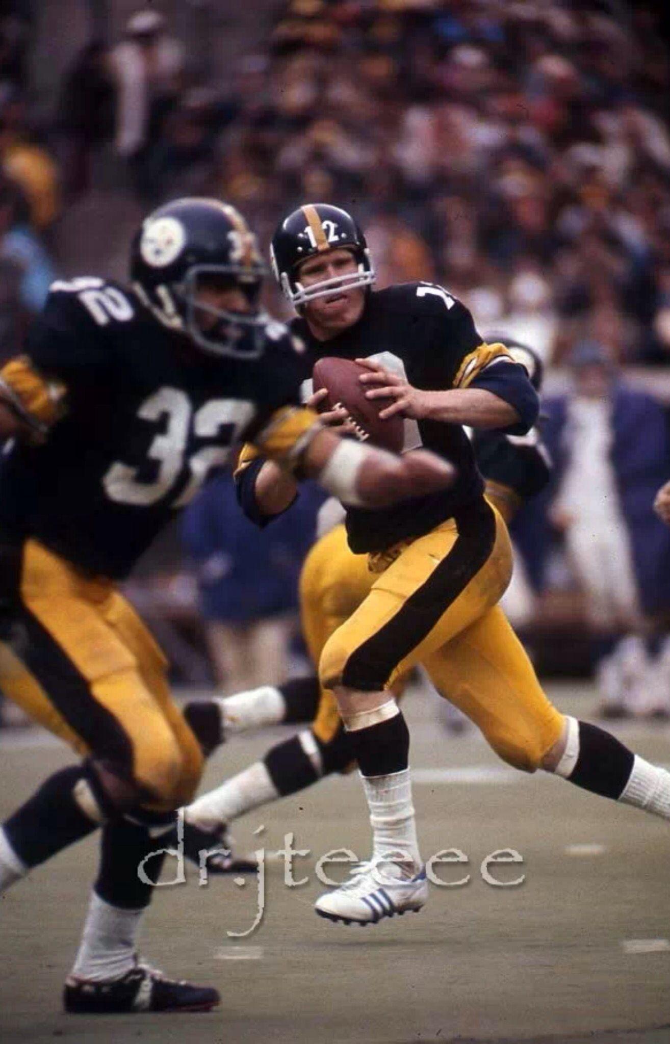 Terry Bradshaw Pittsburgh steelers, Steelers football