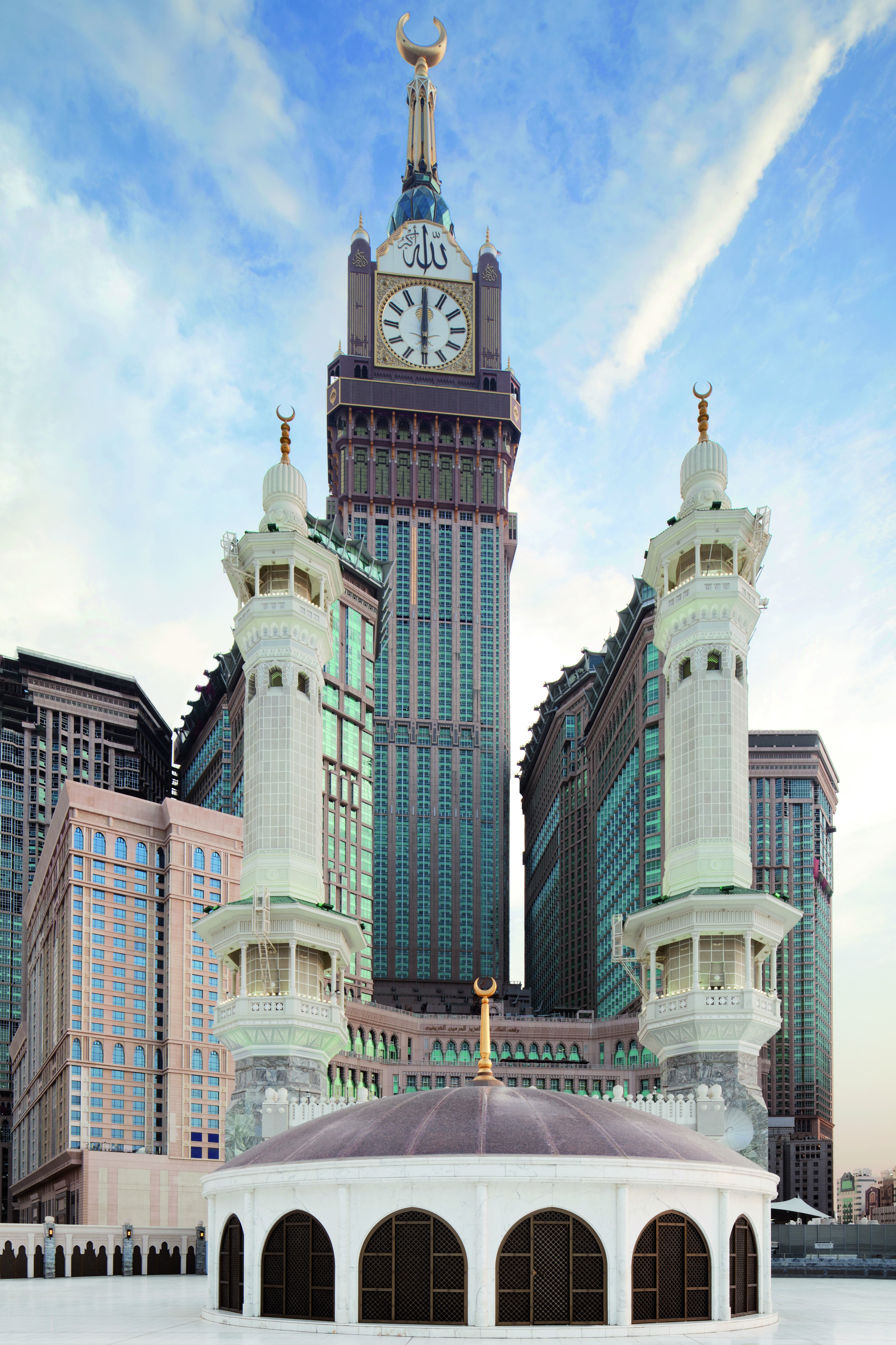 Makkah Royal Clock Tower   Clock Towers in 2019   Mecca