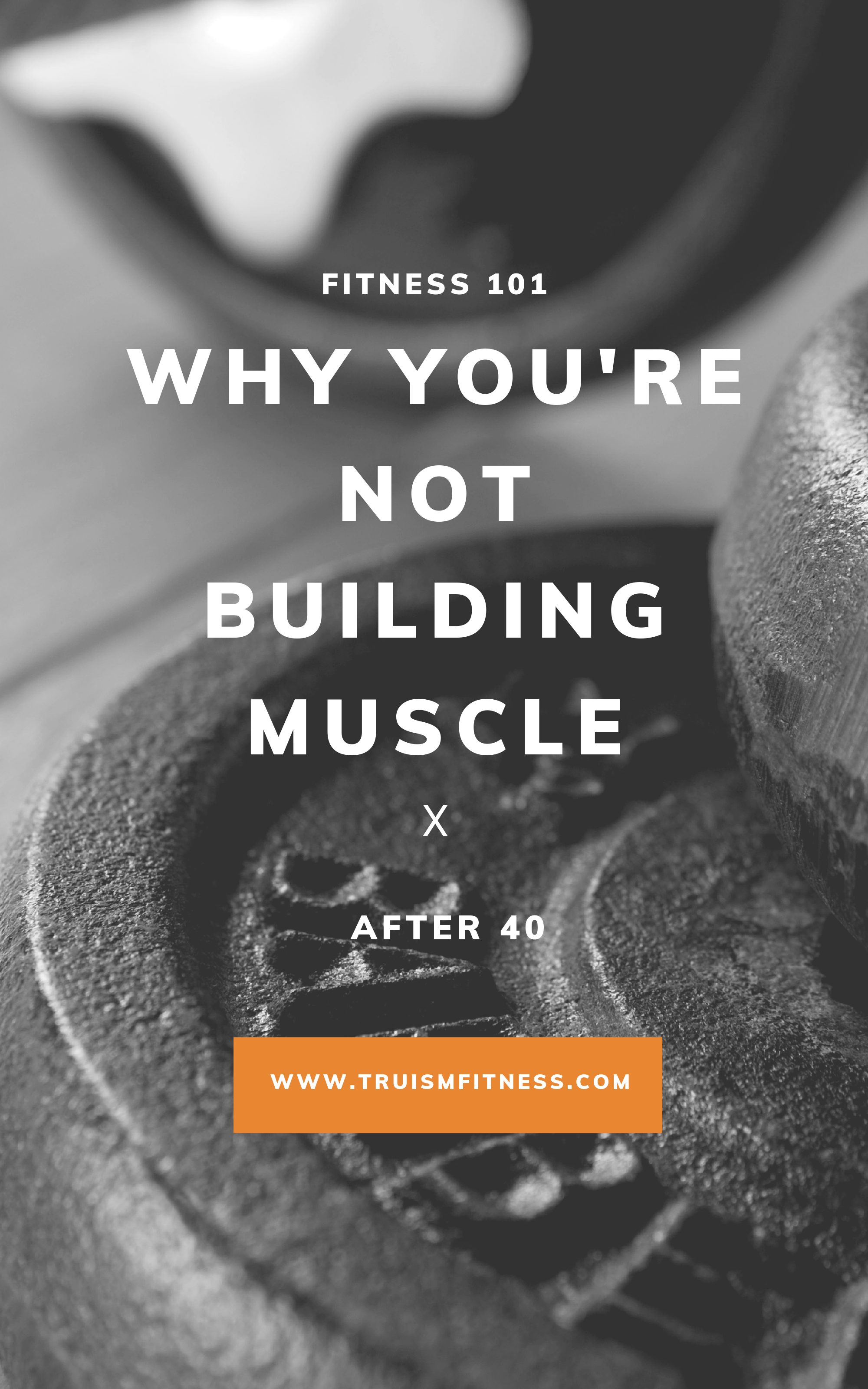 Probably one of the hardest times in our lives is as we get older learning how to build muscle and g...