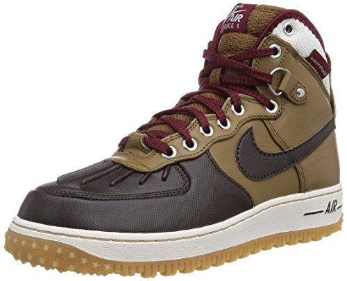 taille 40 a0352 6416d Nike Air Force 1, Bottes mixte adulte - Multicolore | Basket ...