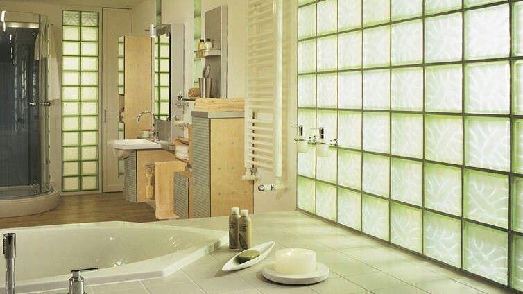 Glasbausteine --- Wand von Küche/Flur? | haus und wohnen | Pinterest ...