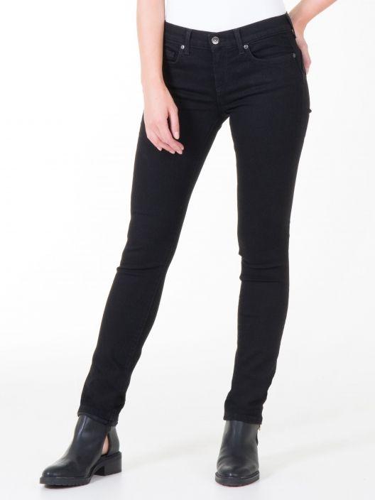 Spodnie Jeans Damskie Czarne Skyler Bigstar Black Jeans Jeans Pants