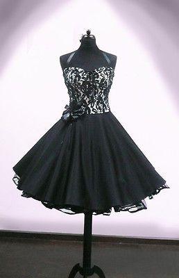 7232068fe2a1ef Petticoat Kleid schwarz/beige mit Spitze - aufheben? | dresses ...