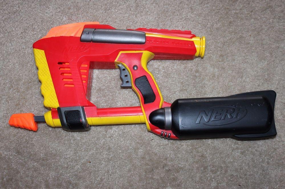 Nerf Magstrike (and Hornet) Mod Revised