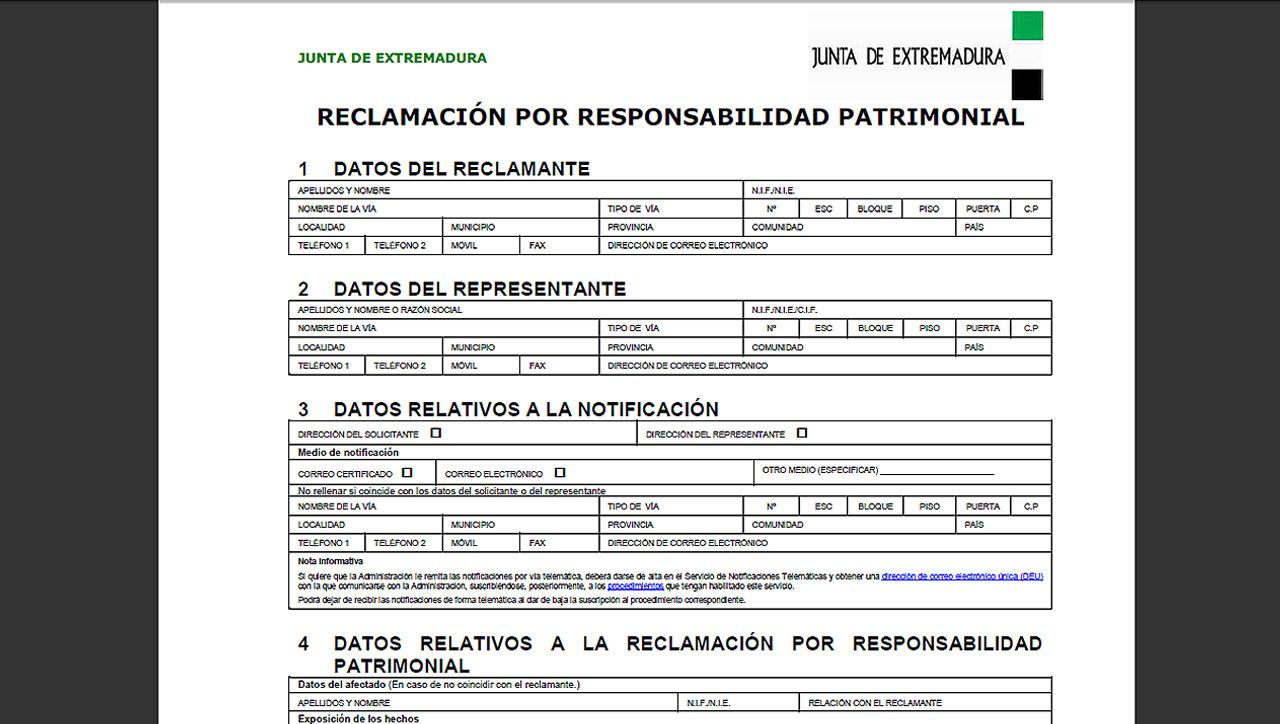 Doc -4: Documento de los ciudadanos. Solicitud Reclamación ...