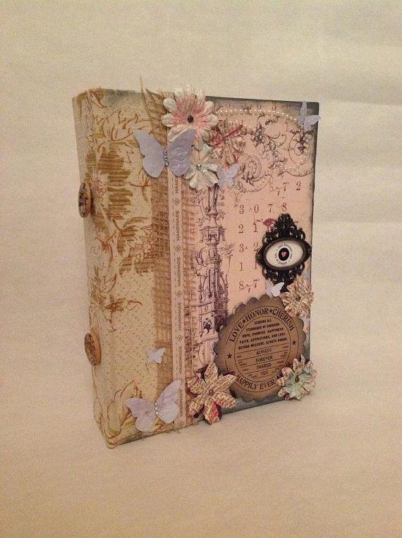 Wedding Planner Ring Binder Folder Organisation Handmade Cover A5